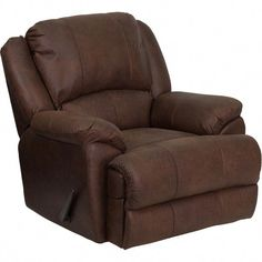 6410f0098bca Flash Furniture Brown Microfiber Recliner - Overstock Shopping - Big  Discounts on Flash Furniture Recliners #livingroomfurniturerecliner