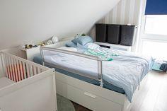 Vorher war klar: Ich will kein Familienbett vs. Realität Baby Zimmer, Toddler Bed, Ikea, Beide, Furniture, Home Decor, Sleep Better, First Baby, Thanks