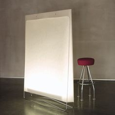Floor lamp / room divider CHILL OUT by Inno Interior Oy | design Tomi Kapiainen @innointerior