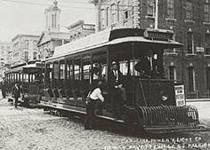 Raleigh streetcar