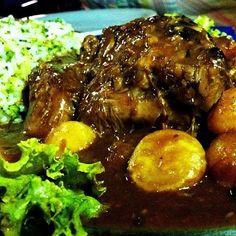 Pot Roast, Lamb, Steak, Good Food, Pork, Beef, Meals, Chicken, Cooking