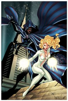 Freeform Orders Marvels Cloak And Dagger Series