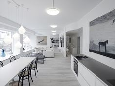Innolux Jasmina #plafondi, sopii kotiin ja julkiseen tilaan, kuusi eri kokoa myös led versiona #plafond for homes and  public spaces. Six different sizes including led. #Innolux #habitare2014 #design #sisustus #messut #helsinki #messukeskus