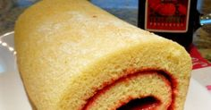 One Perfect Bite Jelly Roll Cake