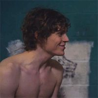 Read Evan Peters 🥀 from the story I. Evan Peters Gif, Even Peters, Beautiful Boys, Pretty Boys, Tate And Violet, Peter Maximoff, Beatles, Attractive People, American Horror Story