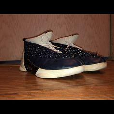 best website 38084 bffe2 Jordan Shoes   Air Jordan 15   Color  Blue White   Size  10.5