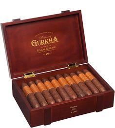 Shop Now Gurkha Cellar Reserva Edicion Especial KOI Cigars - Corojo Box of 20 | Cuenca Cigars   Sales Price:  $198.99