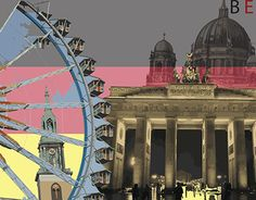 """Check out new work on my @Behance portfolio: """"Berlin"""" http://be.net/gallery/44203519/Berlin"""