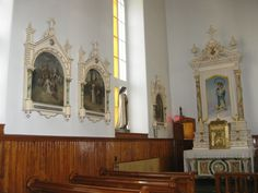 église de la ville Sacré Coeur http://tricotdamandine.over-blog.com/2014/07/suite-de-notre-voyage-fjord-du-saguenay-et-plus.html