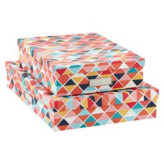 Bigso Prism Stockholm Office Storage Boxes | The Container Store