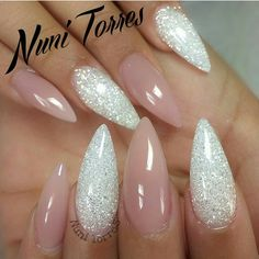 """The set that literally almost EVERYONE fell in love with lol. I get more requests for this than anything... Today this nude is SUPER POPULAR"" Photo taken by @nunis_nails on Instagram, pinned via the InstaPin iOS App! http://www.instapinapp.com (03/03/2015)"