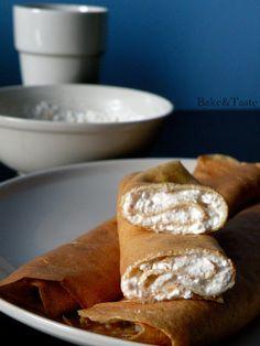 Bake&Taste: Naleśniki z mąki razowej (3 składniki)