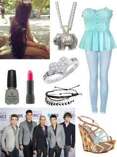 """""""Interview With The Wanted"""" by lilmdogblue ❤ liked on Polyvore"""