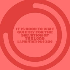The Lord speaks in the quiet place. #VerseOfTheDay #HelpingYouLiveWell