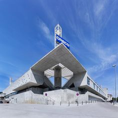 Pasarón Stadium / ACXT Arquitectos / Pontevedra, Spain