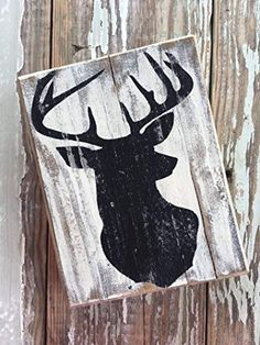 Wood Shelf Desk Sign I say we Hunt 5 days and work 2 Hunting Deer