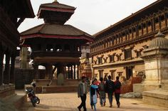 Bhaktapur Old City Half-Day Tour Bhaktapur is an incredible city of ancient art, religion and culture in the Kathmandu Valley. This Bhaktapur half-day tour offers small group trips into this incredible city with a feeling of having a personal guide. The entire city is a UNESCO World Heritage Site which features ancient temples, palaces and fantastic art. This half day tour takes you to and from your hotel in Kathmandu to this most ancient and beautiful city. Explore its 24 tra...