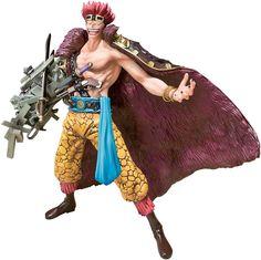 One Piece - Captain Eustass Kid