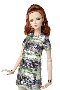 """Integrity Toys has added a new character to the 16"""" Poppy Parker Fashion  Teen…"""