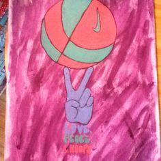 Peace, Love, Hoops :)