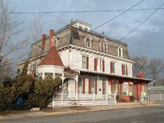 Abandoned building in Delaware.