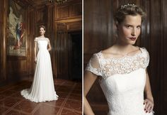 Raimon Bundó ~ Two New Bridal Collections For Spring/Summer 2014 (to die for!)