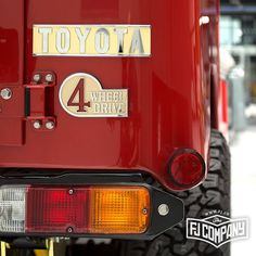 """3,901 Likes, 16 Comments - The FJ Company (@fjcompany) on Instagram: """"Classic emblems commemorate the time-honored ability of the Land Cruiser. See more pics of this…"""""""