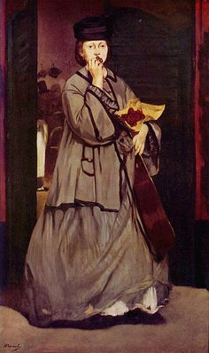 Edouard Manet 072.jpg   La chanteuse de rue1862