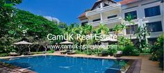 Serviced Apartment for Rent in Siem Reap – Svay Dangkum