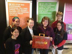 Scottish activists take #IF message to MPs http://oxfam.org.uk/scotland/blog/2013/02/scottish-if-activists-lobby-mps#.US5AG88DRNc.twitter @EnoughFoodIF @AnnMcKechinMP @IanDavidsonMP @William_Bain @MichaelMcCannMP