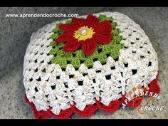 Capa de Crochê Sanduicheira - Aprendendo Croche