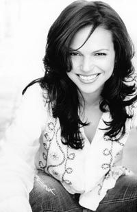 Lana Parrilla...love her hair here! ***she is soo pretty!