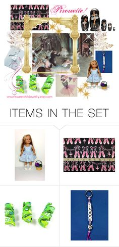 """Pirouette!"" by sweetchildjewelry ❤ liked on Polyvore featuring art"