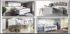 مطبخ مودرن Modern, Kitchen, Table, Furniture, Home Decor, Trendy Tree, Cooking, Decoration Home, Room Decor