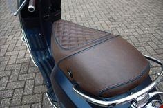 Unique Rides Vespa S - Vipscooters.nl Vespa S Mat Blauw
