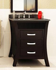 Photo Gallery For Photographers  Small Bathroom Vanities That Are Big on Style