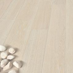 European select oak, bleached oil effect. Parquet in Rovere europeo Sbiancato effetto olio Cadorin.