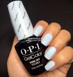 opi 2016 soft shades-pastels Gelcolor""