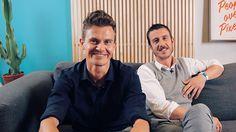 I founder: Filippo e Riccardo