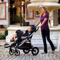 Chart explains which Baby Jogger City Select pieces you need for your family.