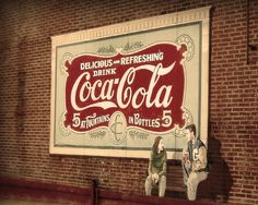 Hand painted signs vintage signs wall art home by freezeframefoto