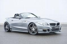 BMW z4 hamann 2010