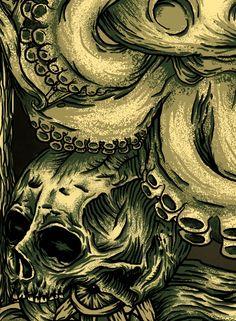OctopuskulL | Kreavi.com
