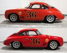 1965 Porsche 356 SC Outlaw Coupe STREET/RACE for sale   Sloancars