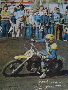 Ake Jonsson Trans-AMA 1972
