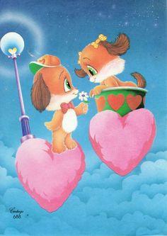 35 papéis de carta que farão meninas dos anos 80 e 90 voltarem à infância I Love You Pictures, Special Pictures, Cute Photos, Art Pictures, Blond Amsterdam, Flower Mobile, Cute Animal Illustration, Holly Hobbie, Cute Little Animals