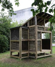 Teahouse by Takeshi Hayatsu and Kristin Trommler
