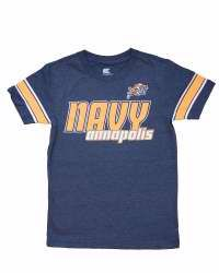 Youth NAVY/Goat/Annapolis ChargeTee