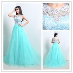 Find More Evening Dresses Information about New Sexy 2015 Tulle Sweetheart Lace Appliques Long Prom Evening Gown A Line Long Formal Evening Party Dresses Vestidos DH6,High Quality dresses and evening gowns,China gown bag Suppliers, Cheap dress up costumes for kids from Suzhou Romantic Wedding Dress Co. Ltd on Aliexpress.com