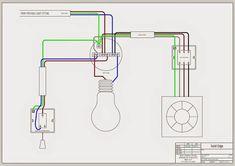 ceiling light fan wiring diagram power into fixture  | 725 x 407